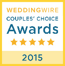 2015 WeddingWire Award