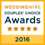 2016 WeddingWire Award